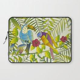 Tropical Paradise Pattern 1 Laptop Sleeve