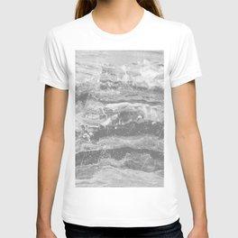 Real Gray Marble T-shirt
