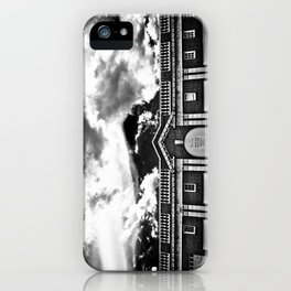 Heaven and Earth iPhone Case