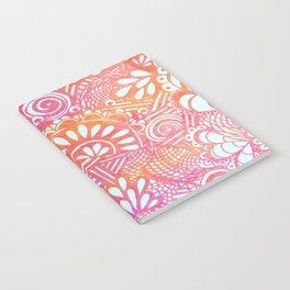 harvest print Notebook