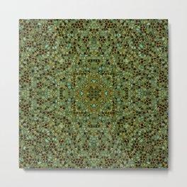 Mosaic 2e Metal Print