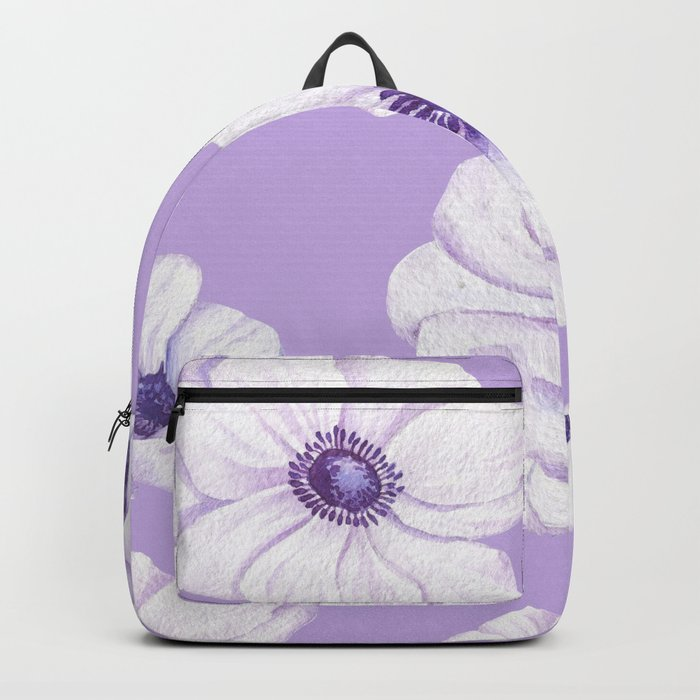 Anemones 2 #society6 #buyart Backpack