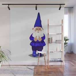 Hangin with my Gnomies - Thumbs Up Wall Mural
