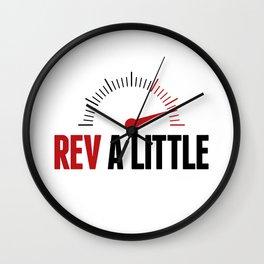 Rev A Little Wall Clock