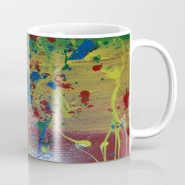 Creative Outburst Coffee Mug