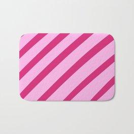 Candy Stripes Bath Mat