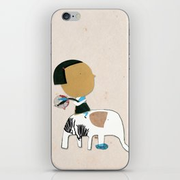 Time to go back iPhone Skin