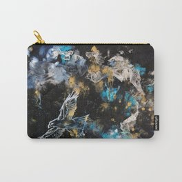 Maps in our Hands Carry-All Pouch