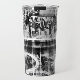 The Writing on the Wall Travel Mug