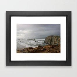 Oregon Coast #3 Framed Art Print