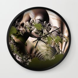 Miracle of Growth Wall Clock