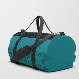 Combo black-blue Duffle Bag