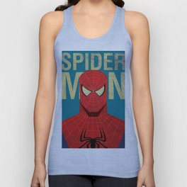 Spider-man Unisex Tank Top