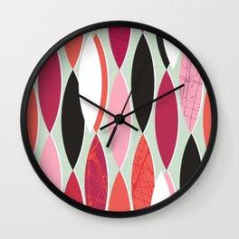 Listick Powder & Paint Wall Clock