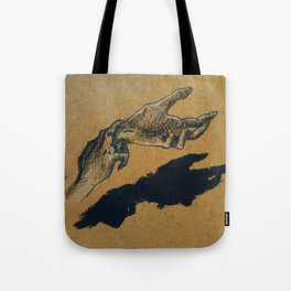 Close At Hand Tote Bag