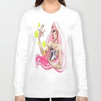 rupaul Long Sleeve T-shirts featuring Alaska Thvnderfvk 3000 by tomatosita