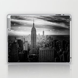 Empire State Building, New York City Laptop & iPad Skin