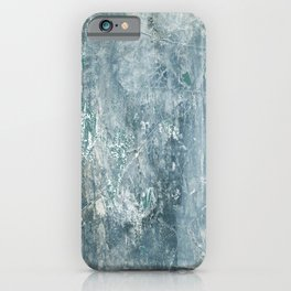 Abstract  Ice Wall iPhone Case