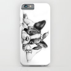 Frenchie and the Birds Slim Case iPhone 6