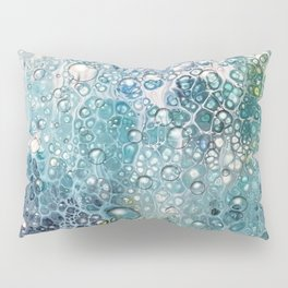 rain drops Pillow Sham