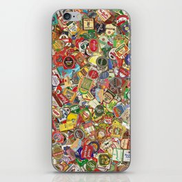 Another Beer Labels iPhone Skin