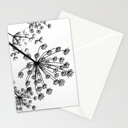 FENNEL UMBRELLAS Stationery Cards