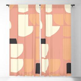 Minimal Geometric 05 Blackout Curtain