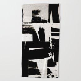 wabi sabi 16-02 Beach Towel