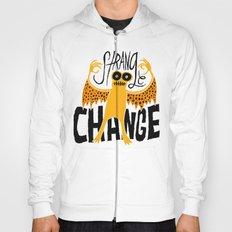 Strange Change Hoody