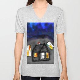 dream house Unisex V-Neck