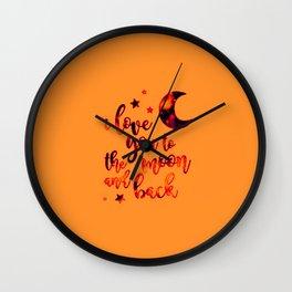 New 599 Wall Clock