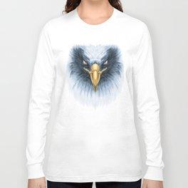 Eagle Face Long Sleeve T-shirt