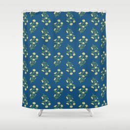 Floral pattern #1 Shower Curtain