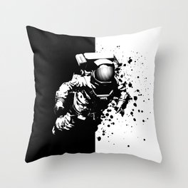 Cosmic Breakthrough Throw Pillow