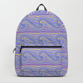 Wavy Wave Backpack