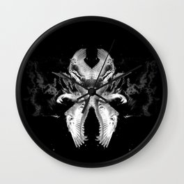 Gotham 12 Wall Clock