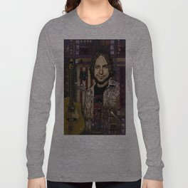 """Ray Stephenson """"Gunned Down in Mexico"""" Long Sleeve T-shirt"""