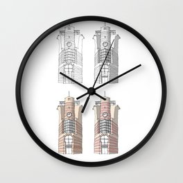 No 1 Poultry London Wall Clock