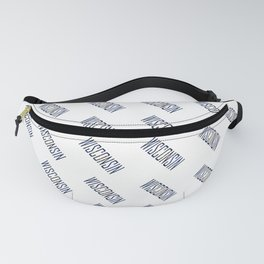 Made In Wisconsin Fanny Pack