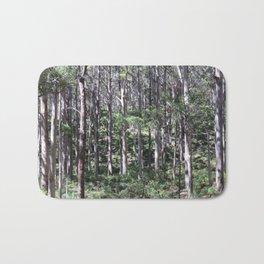 Karri forest Bath Mat