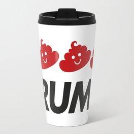 I CACA TRUMP Travel Mug
