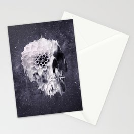 Decay Skull Stationery Cards