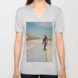 East Coast Unisex V-Neck