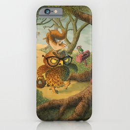 Ode To Beatrix Potter iPhone Case
