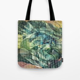 Knight of Wands Tote Bag