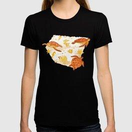 Hawksbill Sea Turtles T-shirt