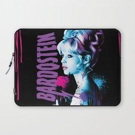 Bride Bardostein (Brigitte Bardot Frankenstein Bride) Laptop Sleeve