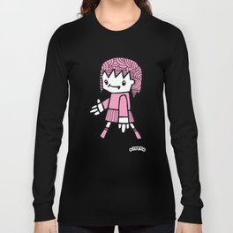 Girl Walking Long Sleeve T-shirt