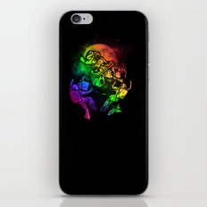 Space Disco iPhone Skin
