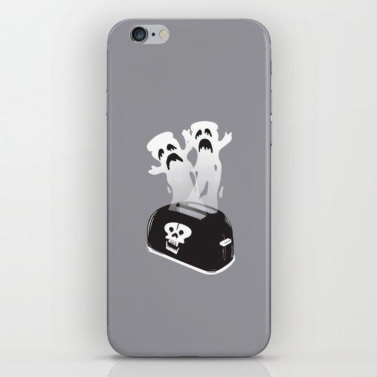 Ghost Toast iPhone & iPod Skin